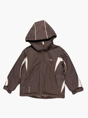 Куртка темно-сіра | 4398141