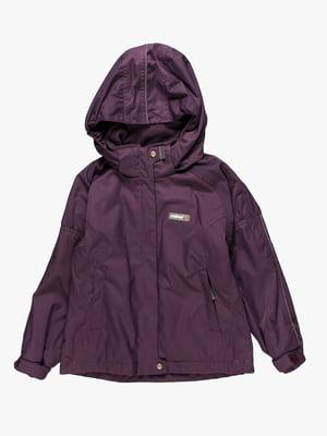 Куртка фиолетовая | 4398143