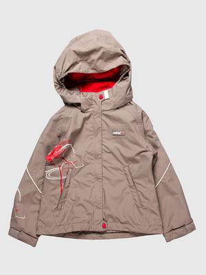 Куртка серая | 4398148