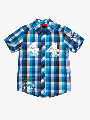 Сорочка синя | 4398157