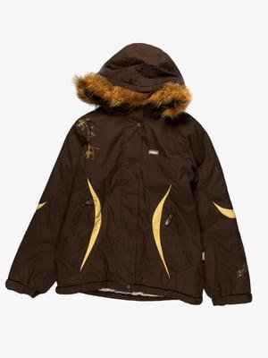 Куртка цвета хаки | 4398239