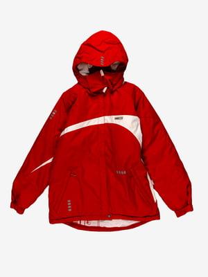 Куртка красная | 4398245
