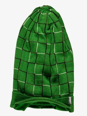 Шапка зеленая | 292459