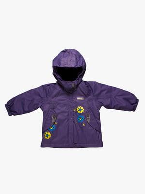 Куртка фиолетовая | 4398310