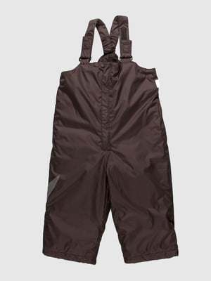 Полукомбинезон темно-серый | 55225