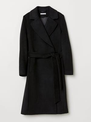 Пальто черное | 4545073