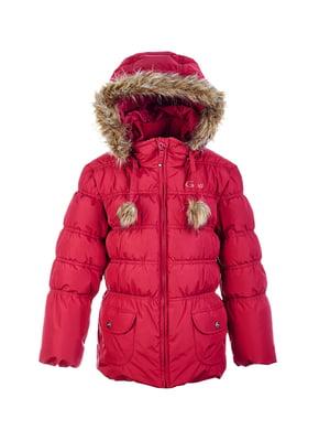 Куртка червона | 4545902