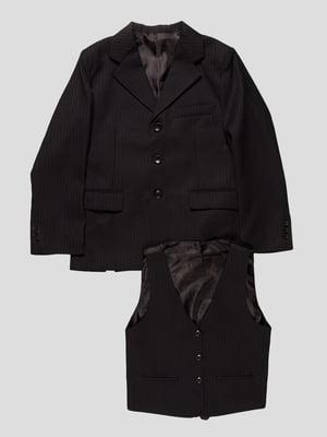 Комплект: пиджак и жилет | 4442143