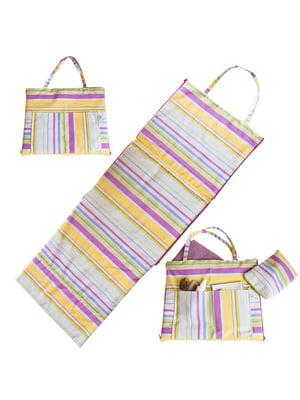 Пляжний килимок-сумка | 4442925