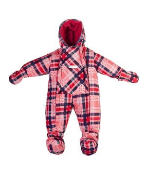 Комплект: комбінезон, рукавички та пінетки | 4545922
