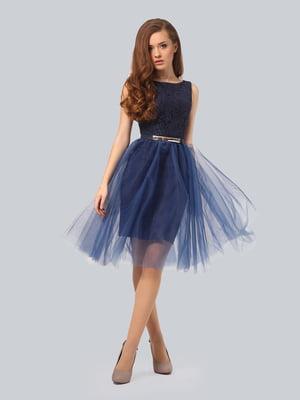 Сукня синя | 4535746
