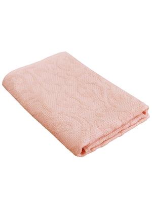 Полотенце махровое (70х140 см) | 4545654