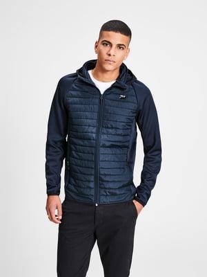 Куртка синяя | 4472241