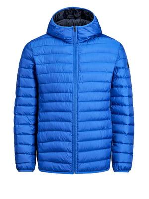 Куртка ярко-синяя | 4472307
