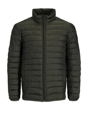 Куртка кольору хакі | 4472336