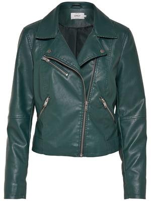Куртка зеленая | 4472383