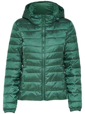 Куртка зелена | 4472386