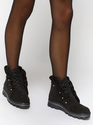 Ботинки черные   4533590