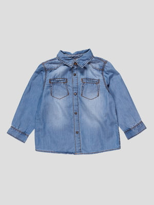 Сорочка синя | 4526718