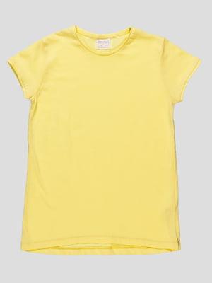 Футболка желтая | 4506854