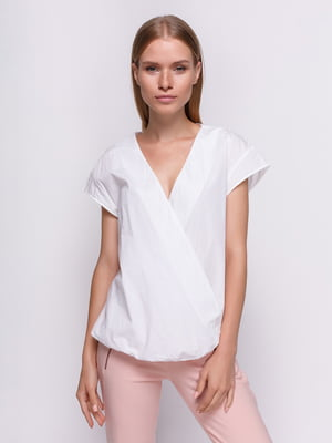 Блуза белая | 4507865