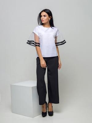 Блуза белая | 4548356