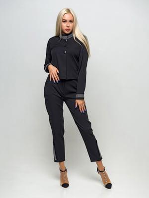 Костюм: жакет и брюки | 4548362