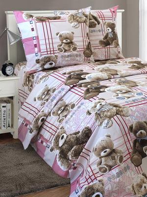 Комплект постельного белья подростковый | 4549256