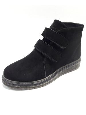 Ботинки черные | 4549285