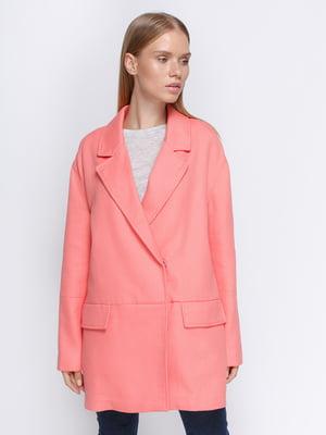 Пальто коралловое | 4507898