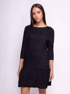 Платье черное   4506105