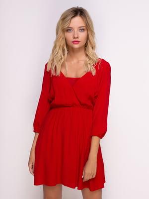 Платье красное   4506088