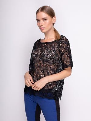 Блуза чорна | 4506104