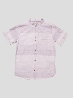Рубашка бежевая | 4510048