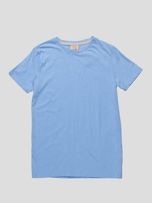 Футболка синя | 4506560