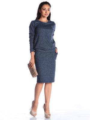 Костюм: блуза и юбка | 4549306