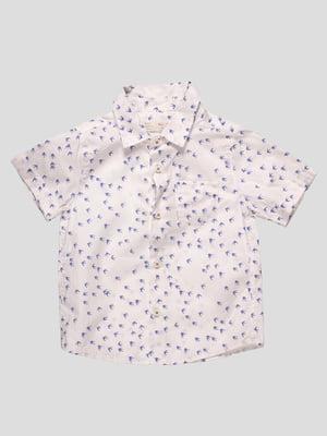 Сорочка в принт | 4520272