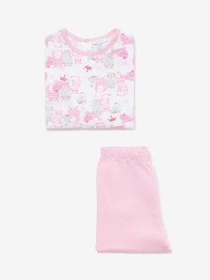 Піжама: лонгслів і штани | 4534141