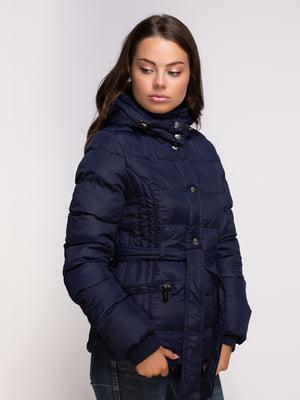 Куртка темно-синяя | 4507249