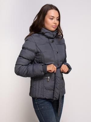 Куртка темно-серая | 4507252