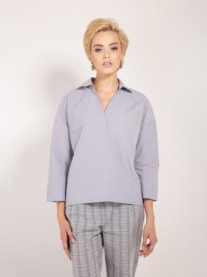 Блуза серая | 4555836