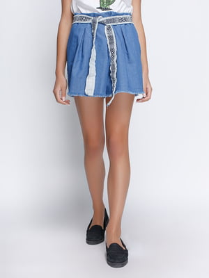 Шорти блакитні джинсові  e4834309fc466