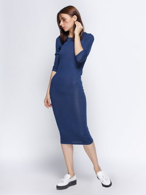 Платье синее | 4507102