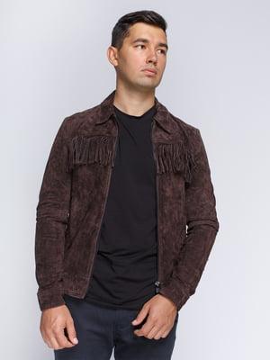 Куртка коричневая | 4510467