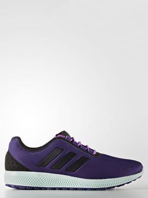 Кроссовки фиолетовые | 4151540