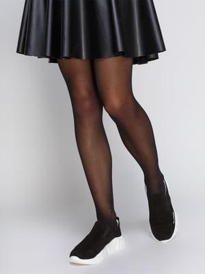 Слипоны черные | 4533593