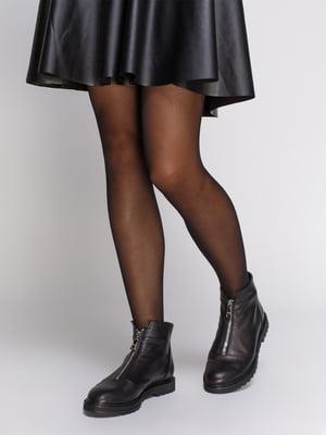 Ботинки черные   4547699