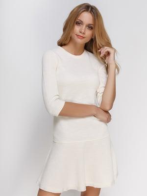 Сукня молочного кольору | 4507253