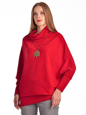Туника цвета марсала | 4556682