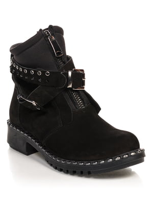 Ботинки черные | 4548038